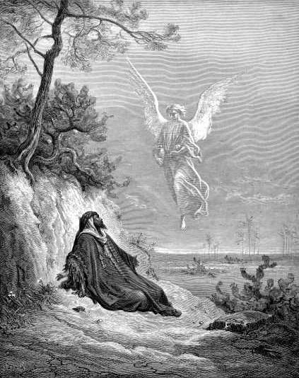 Premier livre des Rois 19 - La Bible